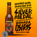Silver Medal at the Brussels Beer Challenge